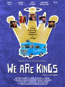 We Are Kings Movie Poster 1b